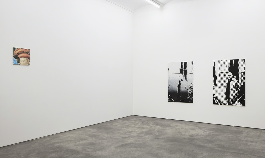 Installation view, Axel Kasseböhmer, Sprüth Magers, Berlin, February 9 - April 7, 2018; Photography by Timo Ohler