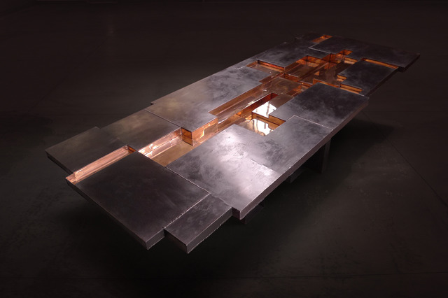 , 'Bronze Age Table 01,' 2011, ammann//gallery