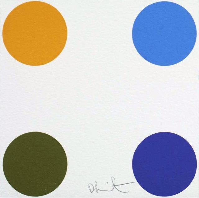 , 'Nifedipine,' 2012, Manifold Editions