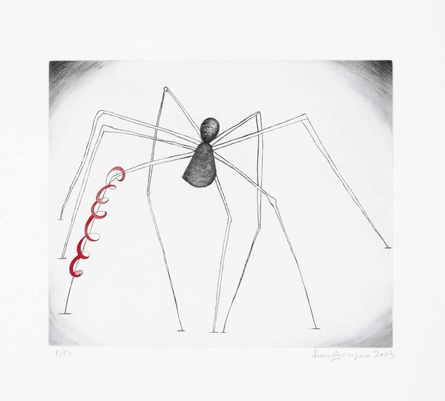 Louise Bourgeois, 'Untitled (Spider and Snake)', 2003, Christie's