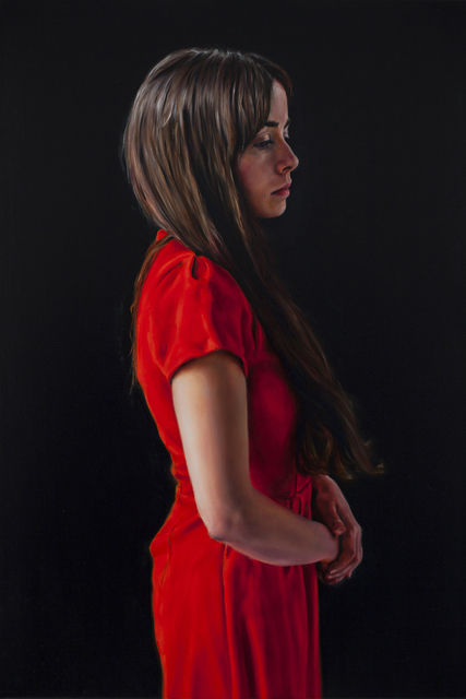 , 'Photogénie - Figure in Red
