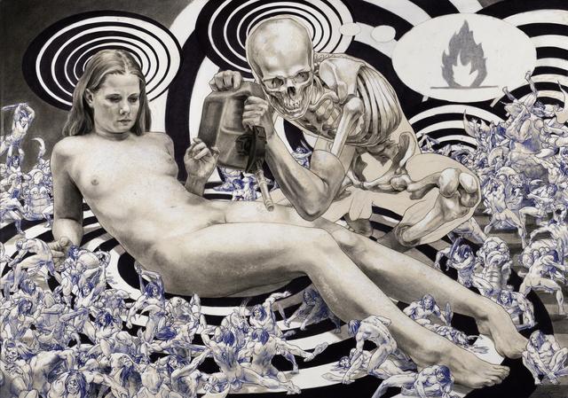 , 'Let's Go,' , Helikon Gallery & Studios