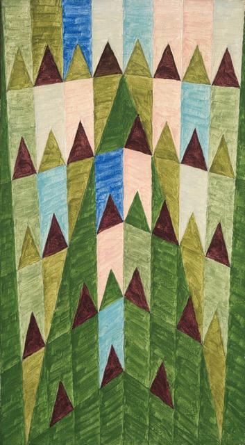 , 'Untitled (Ogiva),' ca. 1970, Bergamin & Gomide