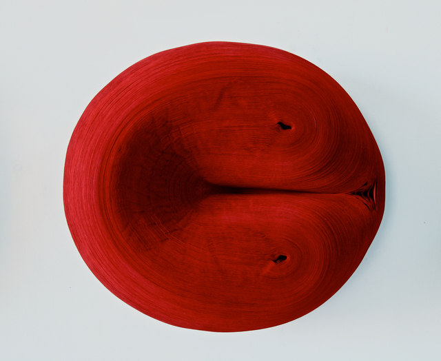 , 'JK383 Red,' 2019, C. Grimaldis Gallery