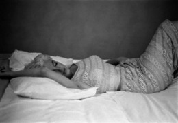 Eve Arnold, 'US actress Marilyn Monroe resting (Bement, Illinois)', 1955, Magnum Photos