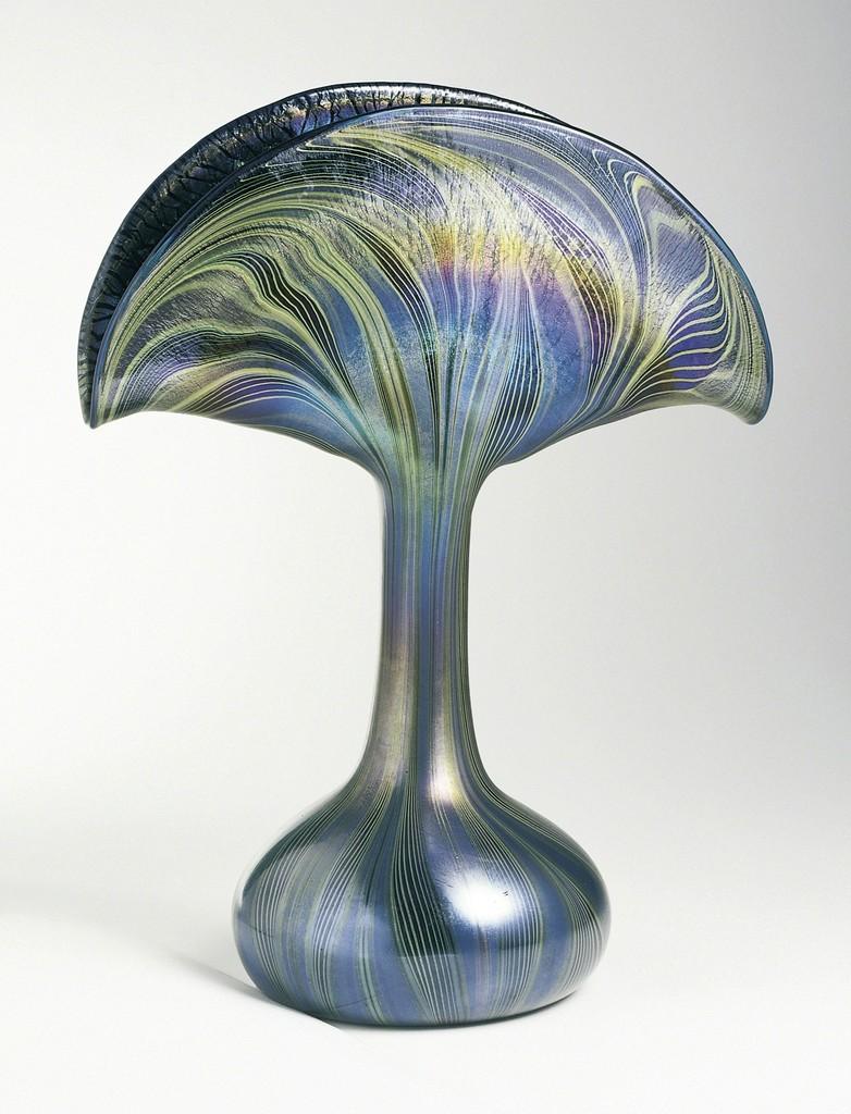 Louis comfort tiffany peacock vase ca 1901 artsy reviewsmspy