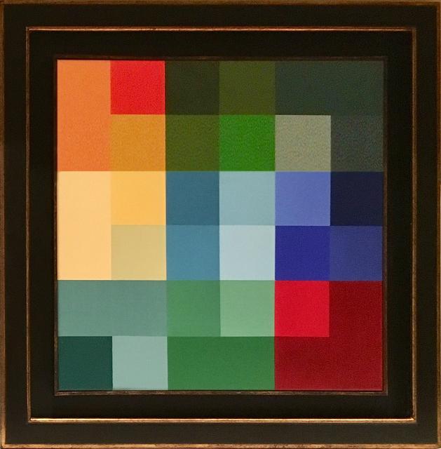 , 'Stained Glass Window VI,' 2017, Artig Gallery