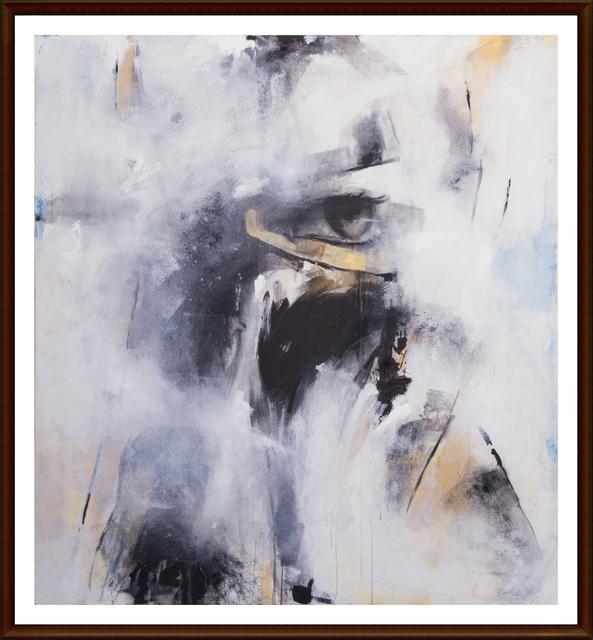 , 'Al-burqah 1,' 2016, al markhiya gallery