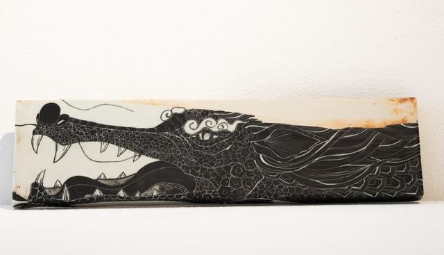 Masako Inoue, 'Plate_Dragon', 2018, Micheko Galerie