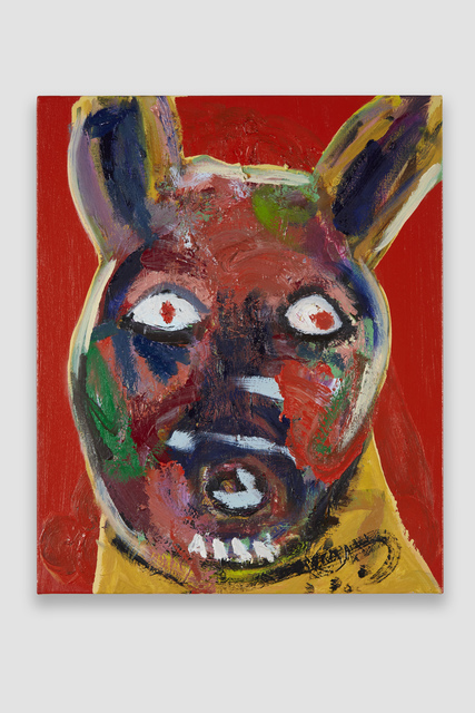 Carla Busuttil, 'The Wolf of Woburn Circle', 2016, Josh Lilley