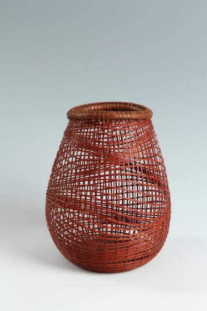 , 'Bamboo Basket (T-3714),' Heisei era (1989-present) ca 2005, Erik Thomsen