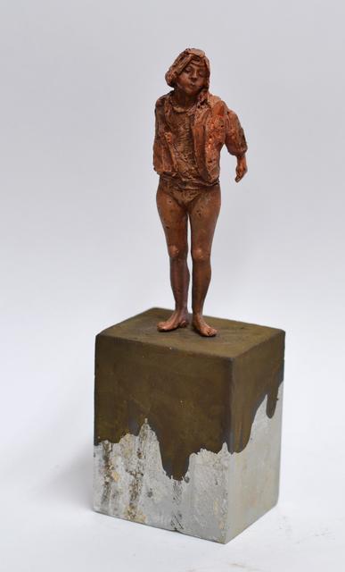 , 'Frau im Regen,' 2019, Galerie SOON