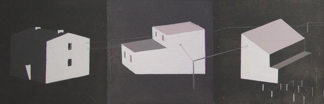 , 'Village,' 2010, CYDONIA