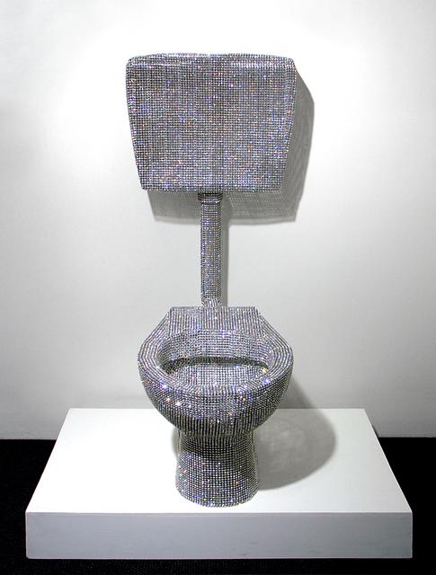 , 'Vanitas, Toilet,' 2006-2007, Nohra Haime Gallery