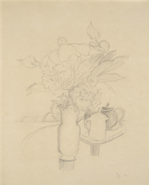 , 'Nature morte au vase à fleurs (Golden Afternoon),' 1957, HDM Gallery