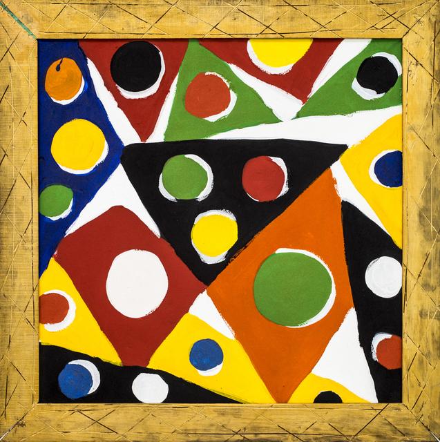 , 'Jagat,' 1991, Rosamund Felsen Gallery