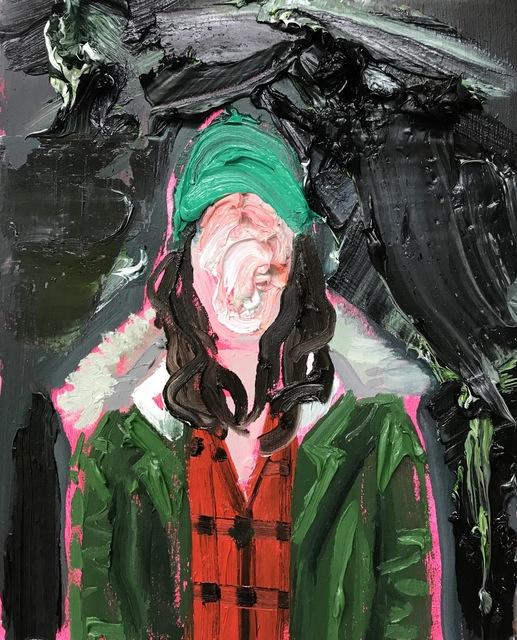 Kim Dorland, 'Untitled', 2017, Beers London