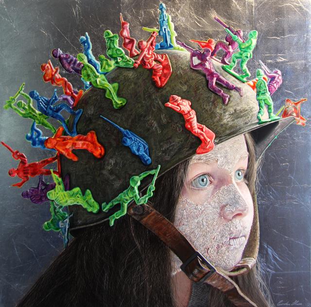 , 'Rainbow Warrior,' 2019, Gormleys Fine Art