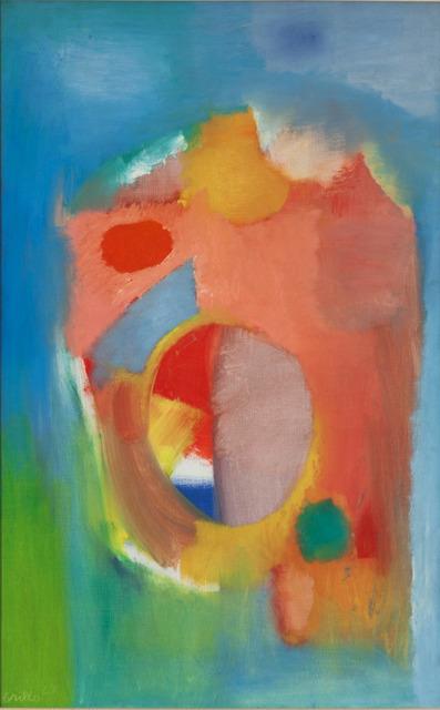 , 'Untitled,' 1963, Antoine Helwaser Gallery