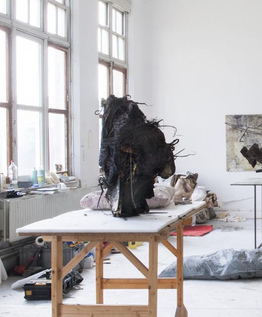 , 'Gorgo #40,' 2017, Galerie Laurent Godin