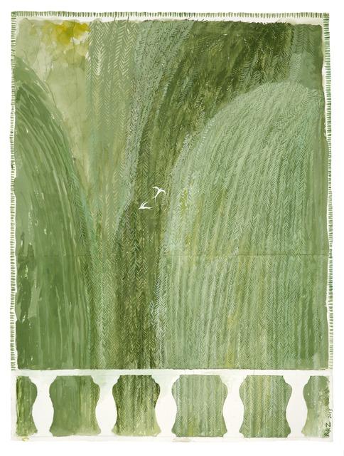 , 'Hanging Gardens Series (From the Terrace),' 2013, Nancy Hoffman Gallery