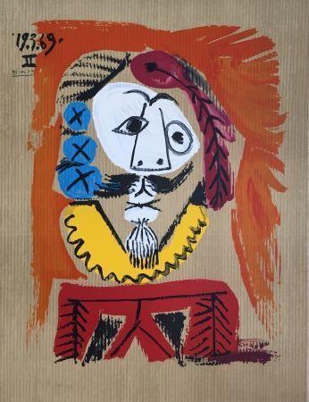 Pablo Picasso, 'Portrait Imaginaire, 19.3.69 II', DIGARD AUCTION