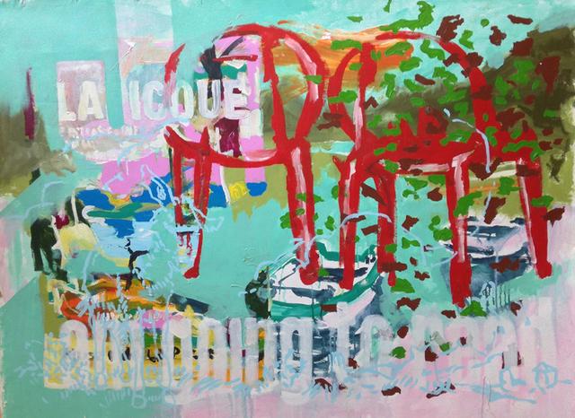 , 'S/T ,' 2012, Artflow Galeria