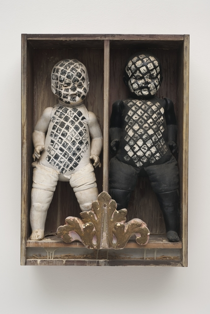 , 'It Takes Two to Integrate (Cha Cha Cha),' 1961, Brooklyn Museum