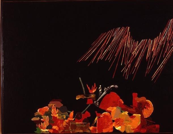 , 'IV apocalisse,' 2008, Mazzoli