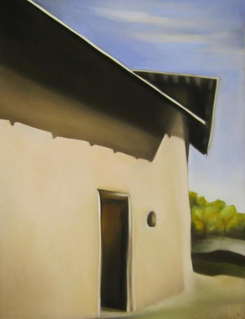 , 'Ojo Roof Lines 18-20,' 2018, Ventana Fine Art
