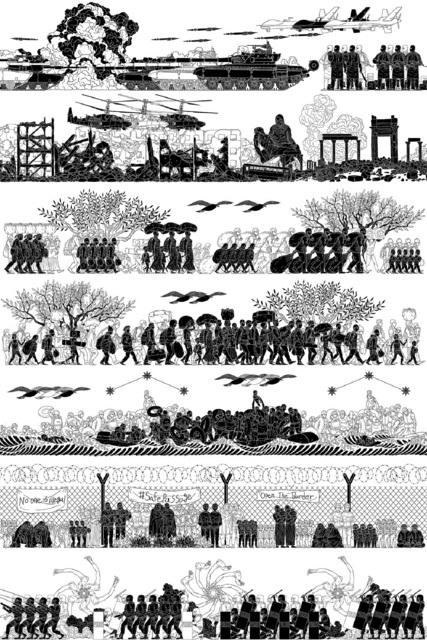 Ai Weiwei, 'Odyssey', 2017, Public Art Fund Benefit Auction