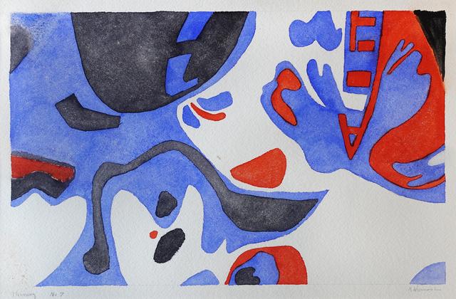 , 'Morning No. 7,' circa 1965, Hollis Taggart Galleries