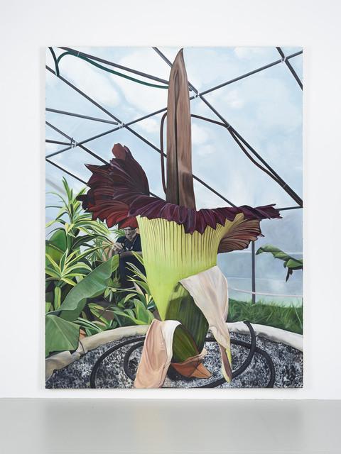 , 'The Invitation,' 2017, David Lewis