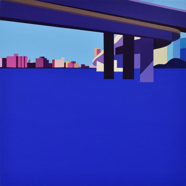Tamaho Togasaki, '170206-1', 2017, Mottas
