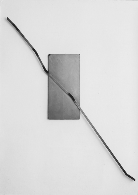 , 'Serie A.B.,F. Relief 18,' 1987, Galerie Andreas Huber