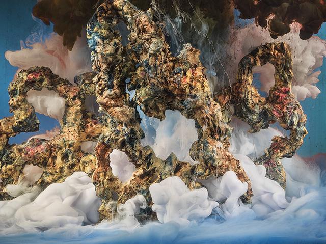 , 'Abstract 34884d,' 2017, Winston Wächter Fine Art