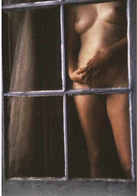 Robert Farber, 'Nude in Window', 1997, Photography, Acrylic mounted Archival pigment print on Epson Premium Glossy 260g paper, printed with Ultra Chrome PRO, The Selects Gallery