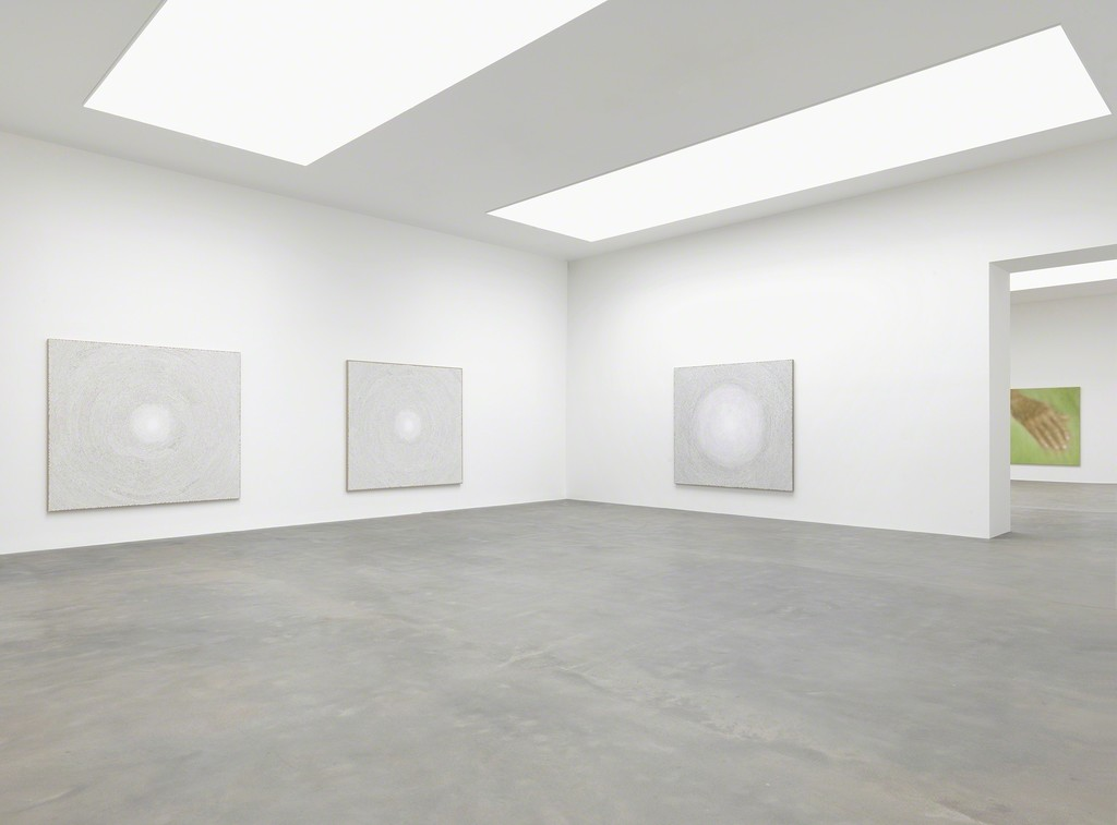 Y.Z. Kami: Paintings exhibition at Gagosian Gallery, Britannia St. 9 April – 30 May, 2015 © Y.Z. Kami. Courtesy Gagosian Gallery. Photography by Mike Bruce.