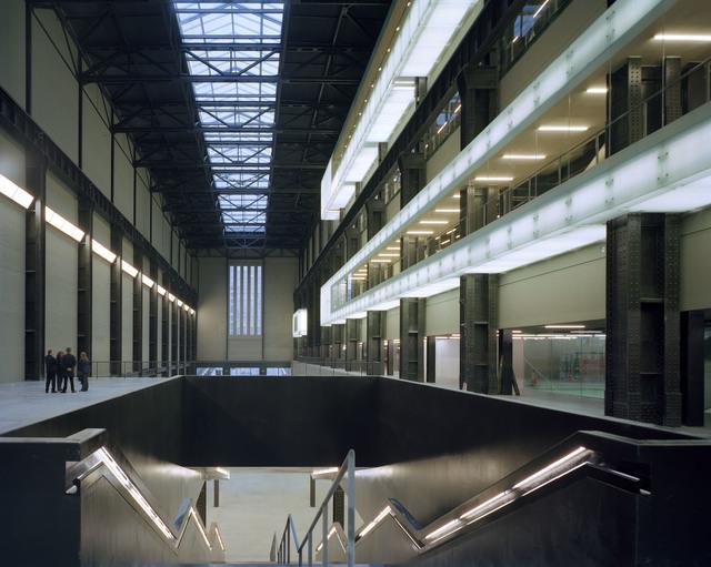 , 'Interior (Tate Modern),' 2001, CAMERA WORK