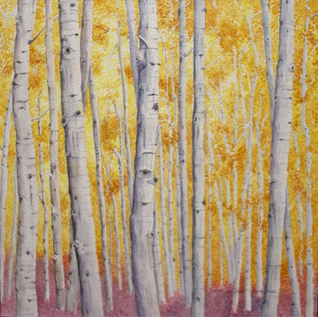 , 'Tahoe Aspen,' , Sparrow Gallery