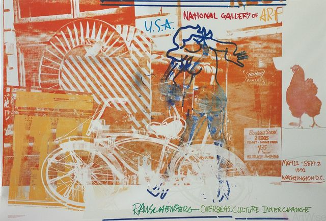 , 'Bicycle, National Gallery,' 1992, ArtWise