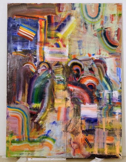 , 'Chemical Allegro,' 2019, 532 Gallery Thomas Jaeckel