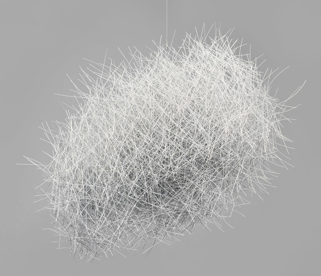 , 'White Cloud I,' 2018, De Buck Gallery