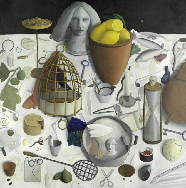 , 'Still life with lemons,' ca. 2000, Robert Eagle Fine Art