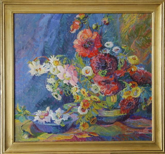 , 'Flowers,' 1922, Corcoran Fine Arts