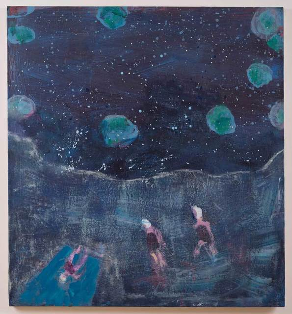 , 'Galactic Cave,' 2016, Harper's Books