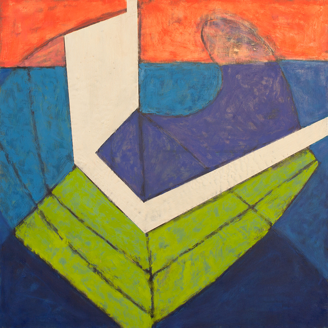 Richard Keen, 'Sea Geometry No. 205', 2017, Elizabeth Moss Galleries