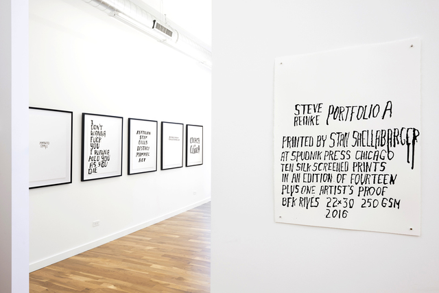 , 'Portfolio A,' 2016, Western Exhibitions