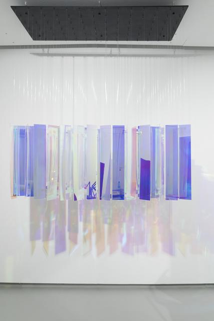 , 'Air,' 2016, Galerie Denise René