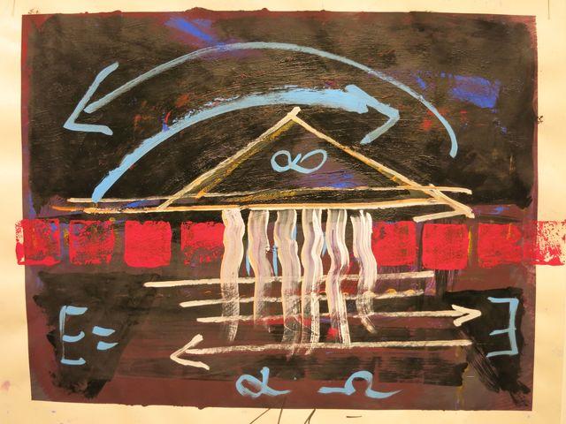 , 'DIVINA NATURA Field Museum Study 10,' 2013, Hilton Asmus